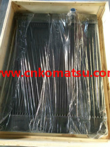 WA400-3 WA420-3D wheel loader radiator , 424-03-21220 424-03-21401 6223-63-4300