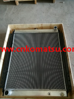 PC200-7 PC210 PC230 BP500 excavator radiator , 20Y-03-31111
