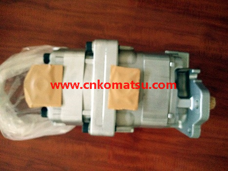 WA470 wheel loader gear pump , 705-52-40150 705-52-30281 705-52-30280