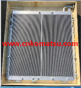 PC1250-8 PC1250-8R PC1250SP-8 excavator oil cooler , 21N-03-41120