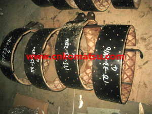 SD32 D355 Dozer Brake Band 175-33-28110 175-33-28210 195-33-11202 195-33-11203 195-33-12501 195-33-00201