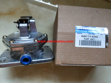 Komatsu Fuel Filter Priming Pump 6261-71-8240