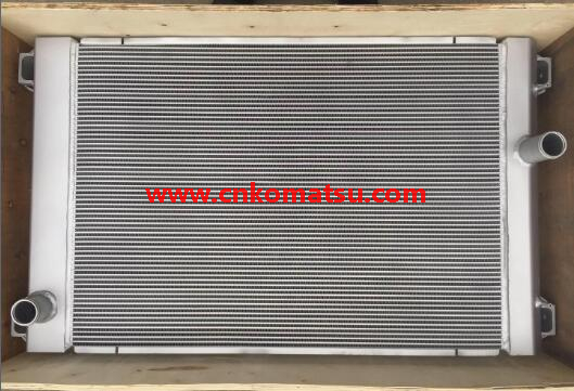 Cat Wheel Loader 950gc Radiator 387-6051 387-6052