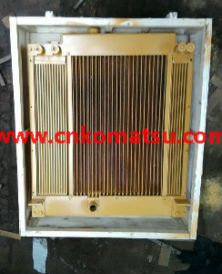 zoomlion ZD160 dozercombine radiator and oil cooler