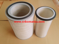 komatsu 6D155 engine air filter , 6128-81-7051