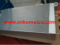 PC300-7EO PC400-7K PC450 excavator oil cooler , 208-03-71121